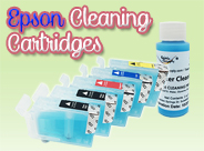 Epson Cleaning Cartridges
